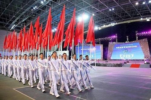 Tăng số lượng môn thi đấu Đại hội thể thao toàn quốc lần thứ IX