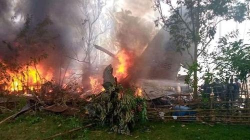 Rơi máy bay quân sự tại Bolivia, 6 người thiệt mạng