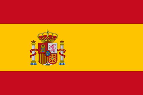Điện mừng Quốc khánh Tây Ban Nha