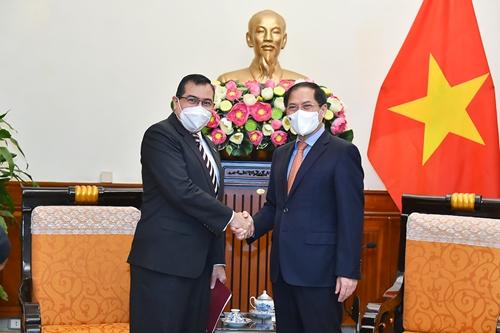 Làm sâu sắc hơn nữa mối quan hệ giữa Việt Nam và Panama