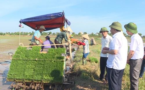 Thái Bình tăng cường mối quan hệ mật thiết giữa Đảng với nhân dân