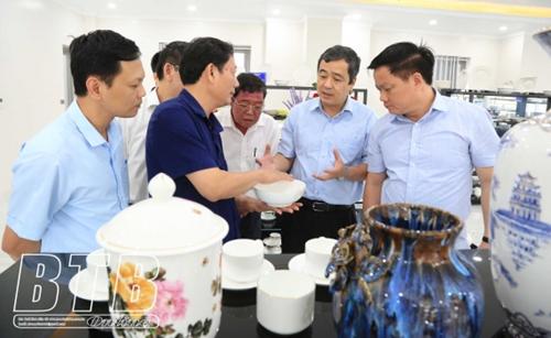 Thái Bình với quyết tâm phát triển trong nhóm dẫn đầu