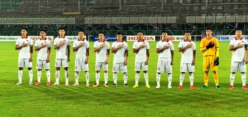 U23 Việt Nam hòa đáng tiếc U23 Tajikistan ở những phút cuối
