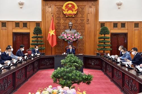 Việt Nam - Hàn Quốc Hướng tới tương lai tốt đẹp hơn
