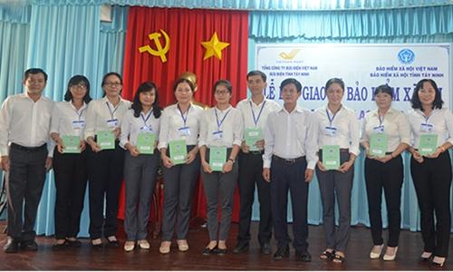 BHXH Tây Ninh phấn đấu hoàn thành vượt mức các chỉ tiêu, nhiệm vụ chính trị năm 2021