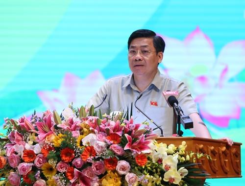 Bắc Giang luôn đồng hành hỗ trợ doanh nghiệp phát triển
