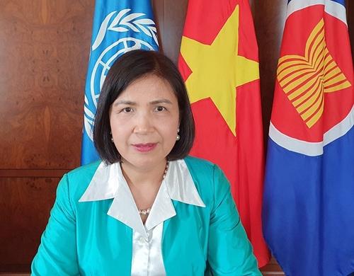 Việt Nam tích cực tham gia thảo luận tại Khóa họp 48 Hội đồng Nhân quyền LHQ