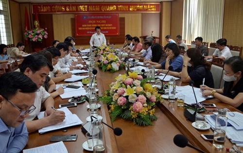 Bắc Giang 99,8 người lao động được cấp sổ BHXH
