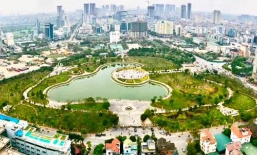 Giá căn hộ tại Hà Nội tăng do hạn chế nguồn cung