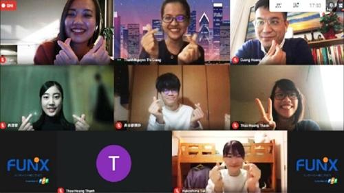 FUNiX Việt Nam có sinh viên đến từ 34 quốc gia trên toàn thế giới theo học