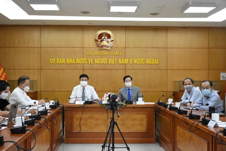 Doanh nhân kiều bào với mạng lưới tiêu thụ hàng Việt Nam ở nước ngoài