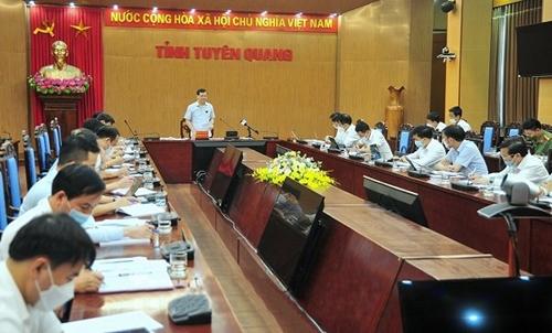 Tuyên Quang Triển khai thực hiện chính sách hỗ trợ người lao động