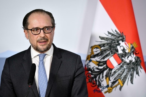 Điện mừng Thủ tướng Cộng hòa Áo