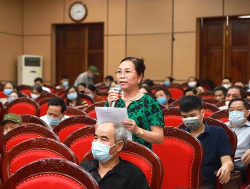 Cử tri kiến nghị nhiều giải pháp xây dựng Hà Giang ngày càng phát triển