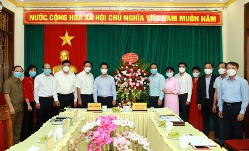 Hà Giang Gặp gỡ, lắng nghe tâm tư của cộng đồng doanh nghiệp tỉnh