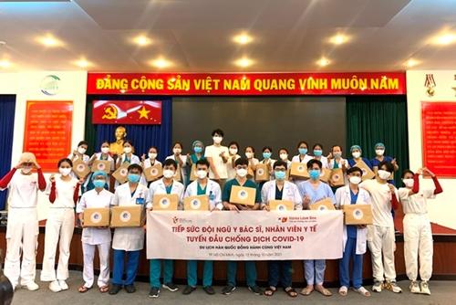 Ngành Du lịch Hàn Quốc triển khai nhiều hoạt động hỗ trợ Việt Nam chống dịch