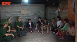 Hà Giang Những người có uy tín ở thôn bản với việc bảo về chủ quyền an ninh biên giới