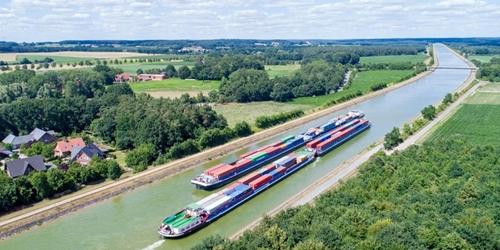 Xác định vận tải thủy là một trong lĩnh vực trọng điểm quốc gia