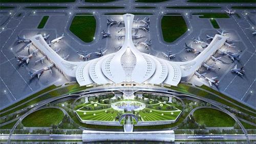 Năm 2022, nhiều hạng mục của 'siêu sân bay' Long Thành sẽ khởi công