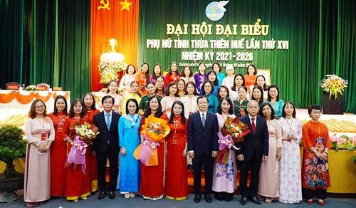 Phụ nữ Thừa Thiên Huế đóng góp tích cực vào quá trình phát triển kinh tế - xã hội