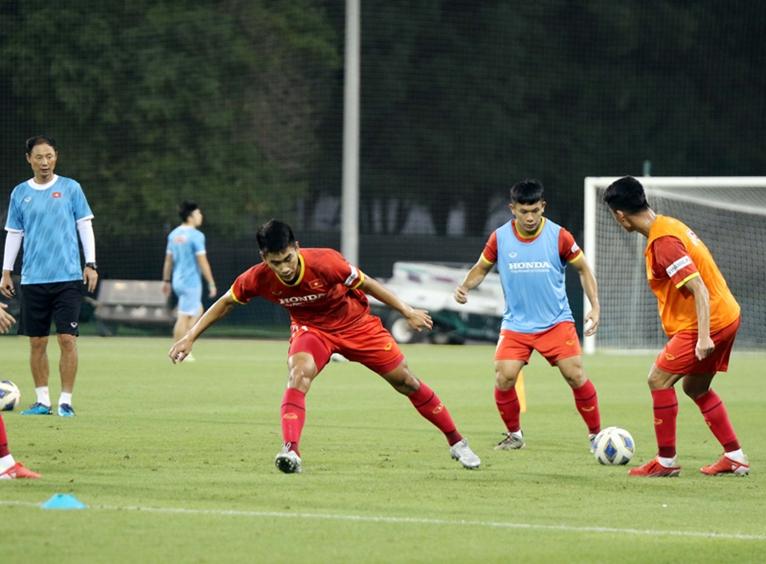 HLV Park Hang-seo sang UAE cùng ĐT U23 Việt Nam hướng tới Vòng loại U23 châu Á 2022