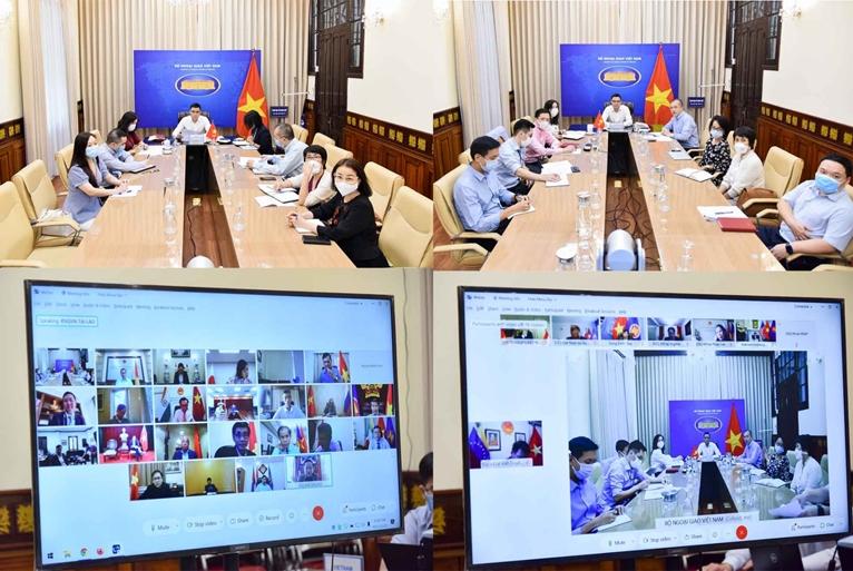 Nâng cao hiệu quả công tác thông tin đối ngoại tại các cơ quan đại diện Việt Nam ở nước ngoài