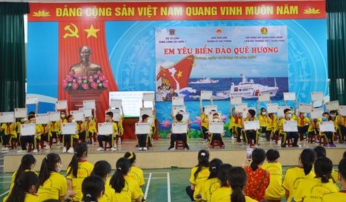 Nâng cao hiểu biết về biển, đảo Tổ quốc cho học sinh THCS
