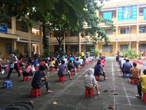 TP Hồ Chí Minh ghi nhận thêm 909 ca nhiễm mới