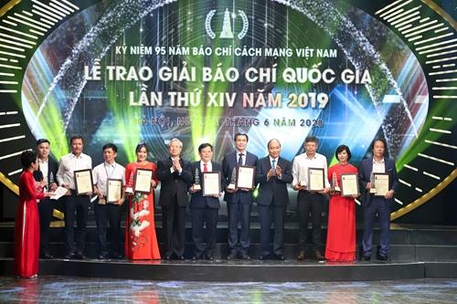 Lễ trao Giải báo chí Quốc gia lần thứ XV sẽ tổ chức vào ngày 24 10