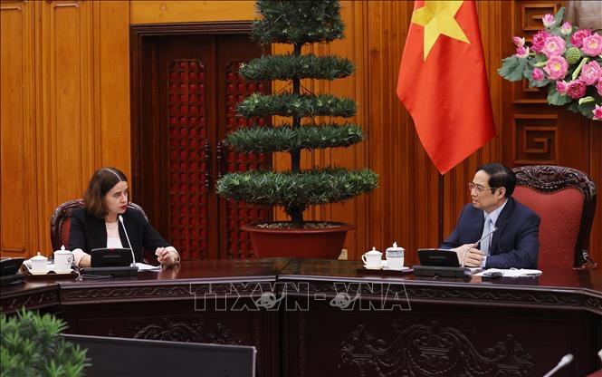 Thúc đẩy quan hệ hợp tác Việt Nam - Australia