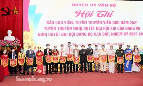 Sơn La Chuẩn bị Hội thi báo cáo viên, tuyên truyền viên giỏi cấp tỉnh năm 2021