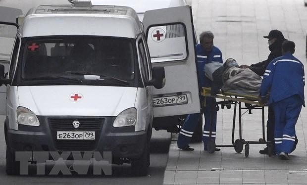 Nga ghi nhận hơn 1 000 ca tử vong do COVID-19 trong một ngày