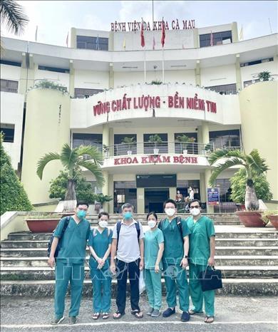 Y bác sỹ TP Hồ Chí Minh lên đường hỗ trợ các địa phương chống dịch