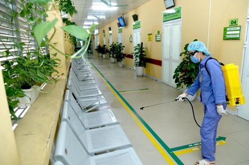 Từ 0h ngày 18 10, Bệnh viện Hữu nghị Việt Đức trở lại khám chữa bệnh bình thường