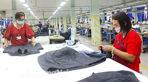 Năm 2021, dự tính tổng sản phẩm trên địa bàn GRDP tỉnh Đồng Nai tăng khoảng 4,61
