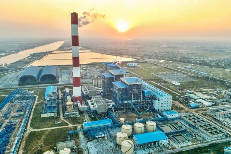 Nhà máy Nhiệt điện Thái Bình 2 bước vào gia đoạn chạy thử