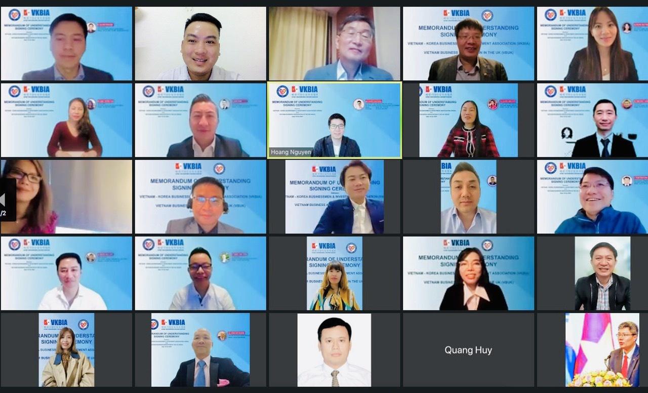 Hợp tác kinh doanh, hỗ trợ tiêu thụ hàng Việt Nam ra nước ngoài