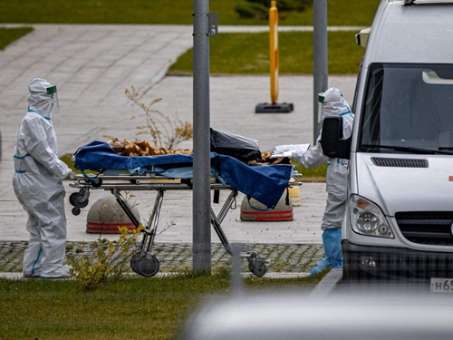 Gần 4 000 ca tử vong vì COVID-19 trên thế giới trong 24 giờ qua