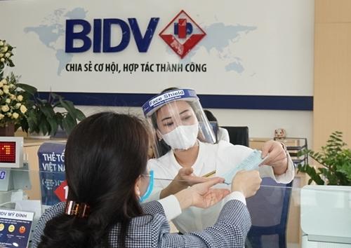 """BIDV Hỗ trợ khách hàng là hộ kinh doanh, tiểu thương """"bắt nhịp"""" lại với các hoạt động kinh doanh"""