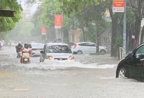 Các giải pháp ứng phó với mưa lớn dài ngày để giảm thiểu thiệt hại