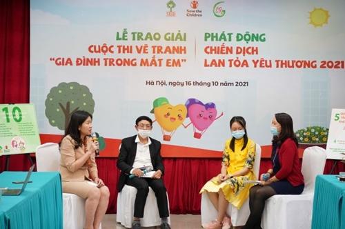 Phát động chiến dịch Lan tỏa yêu thương 2021