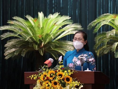 Khai mạc kỳ họp thứ 3 HĐND TP Hồ Chí Minh khóa X
