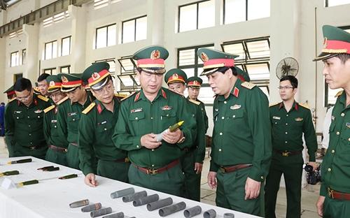 Để công nghiệp quốc phòng thực sự trở thành mũi nhọn công nghiệp quốc gia