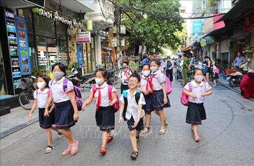 Địa phương cấp độ 1, 2 cho học sinh đi học trực tiếp