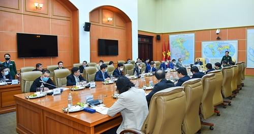 Nỗ lực thực hiện công tác đối ngoại Đảng và đối ngoại nhân dân