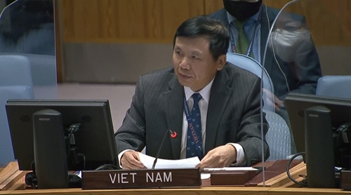 Việt Nam kêu gọi tăng cường hỗ trợ quốc tế đối với người dân CH Trung Phi