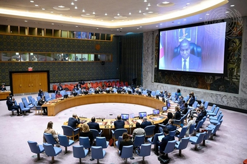Việt Nam kêu gọi tăng cường hỗ trợ quốc tế đối với người dân Cộng hòa Trung Phi