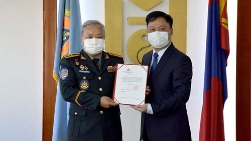 Việt Nam hỗ trợ Mông Cổ 50 000 USD để ứng phó dịch COVID-19