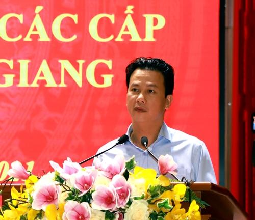 Đưa Hà Giang sớm trở thành một trong những tỉnh đi đầu cả nước về chuyển đổi số