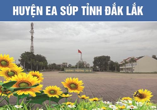 Huyện Ea Súp nỗ lực từng bước hoàn thành kế hoạch năm 2021